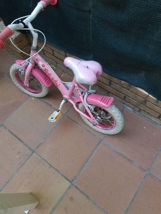 bicicleta 12 pulgadas