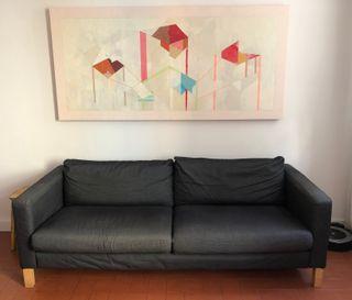Sofá Karlstad Ikea