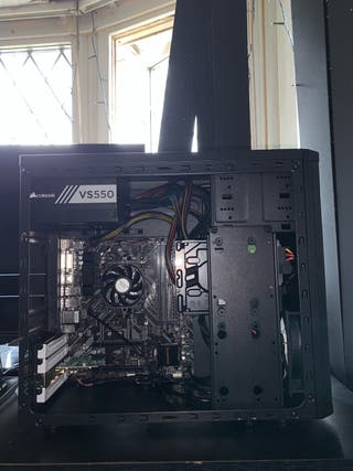 NEW CUSTOM LOW END GAMING PC