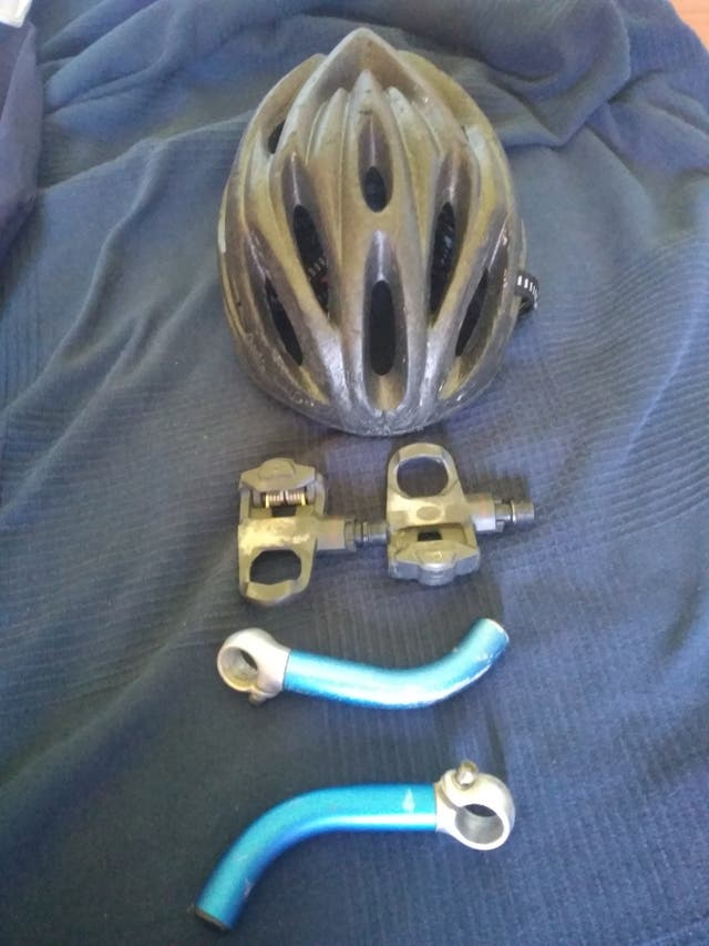 Accesorios Bici.