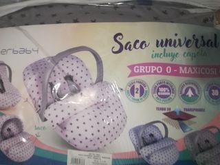 Conjunto Cuco, marca maxicosi de 0 a 13 kg