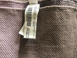 Alfombra grande algodón Zara home