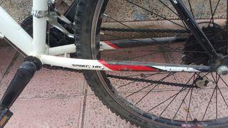 Bicicleta KX mujer