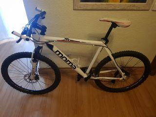 Bicicleta moma gtt 2.0