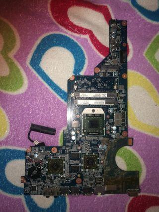 placa base y procesador