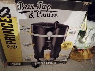 máquina cerveza