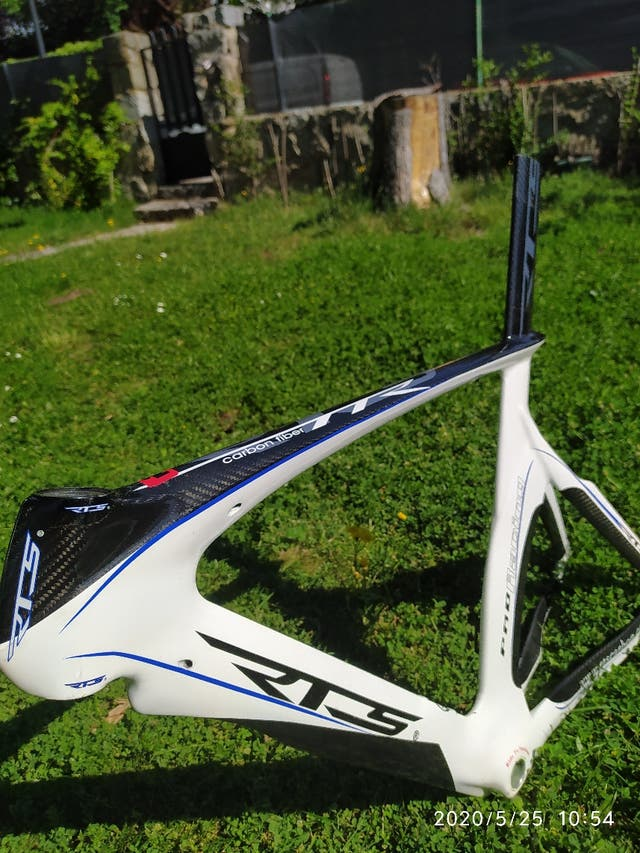 Cuadro RTS Pro Racing carbono