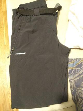 pantalón mujer trangoworld M