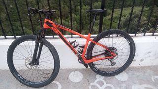 bicicleta KTM myroon prestige