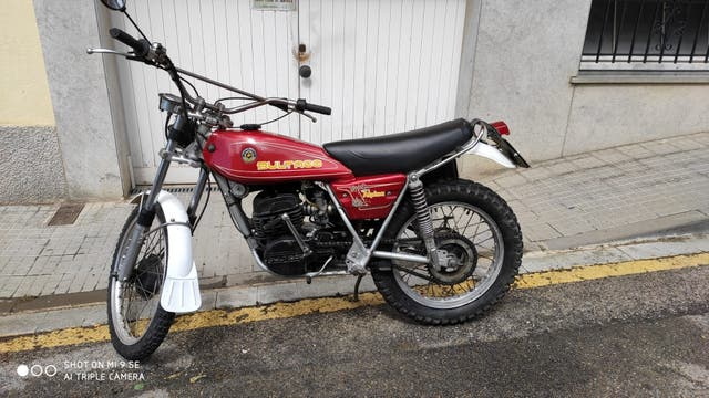 Bultaco Alpina 350 c.c.