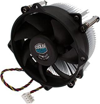 Ventilador CPU con 40mmHS Enfriador packard Bell I