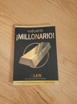 Libro Vuélvete millonario