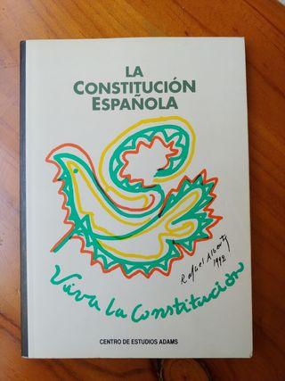 Constitución española (ed. Adams; il. Alberti)