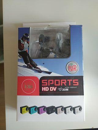 Camara deportiva sports