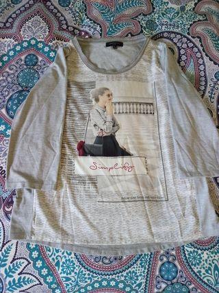 Camiseta Cortefiel