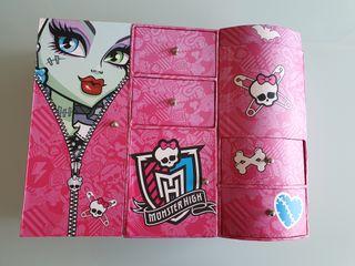 Joyero-Taquilla Monster Hight