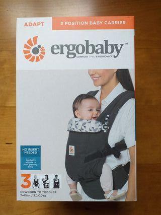 Mochila portabebés Ergobaby Adapt