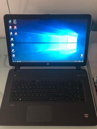 """Ordenador portatil HP 17"""""""