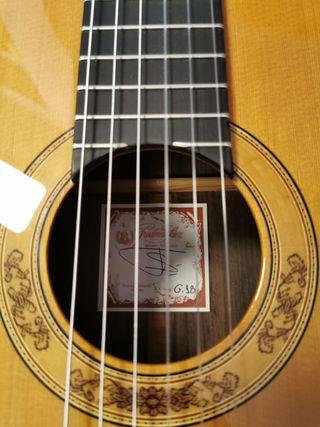 Guitarra Prudencio Sáez G18