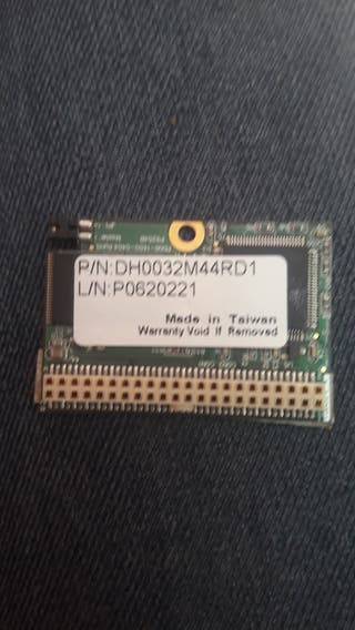 Disco duro 32 mb Flash