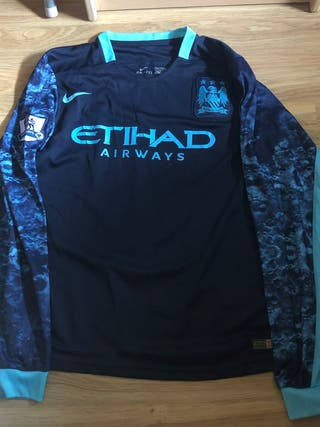 Camiseta manga larga m.city
