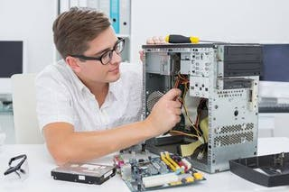 reparación y mantenimiento de ordenadores
