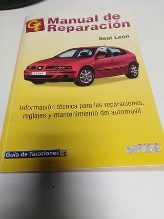 manual Seat Leon