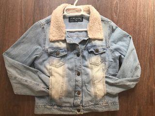 Tejana campera chaqueta