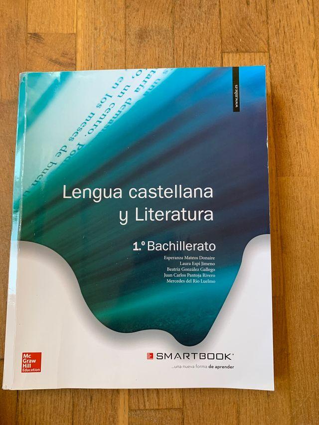 Libro lengua 1 de bachillerato