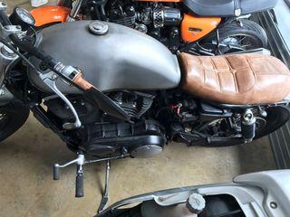 Harley Davidson 883 XL custom 2007