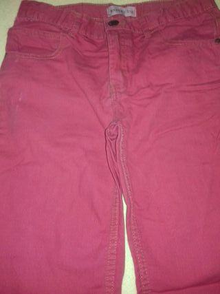 pantalón corto talla 12 años