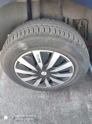 "ruedas Acero 15"""