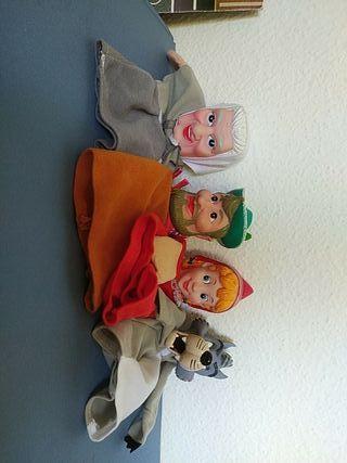 Marionetas Caperucita