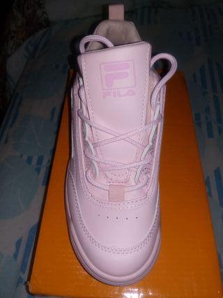 zapatillas fila último modelo
