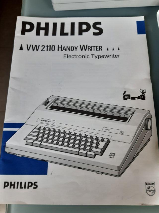 Maquina de escribir eléctrica