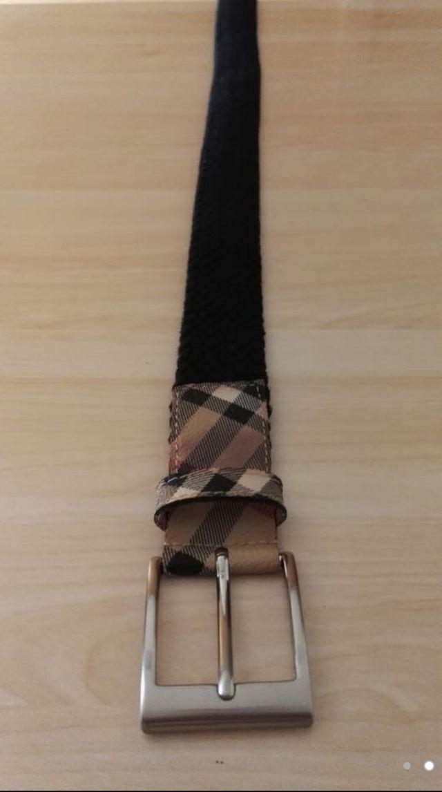 cinturón BURBERRY mujer