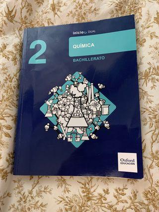 libro de química 2 de bachillerato
