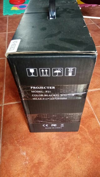 Proyector Led