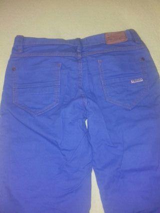 pantalón corto de 12 años