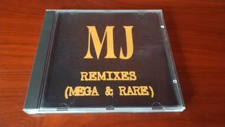CD Michael Jackson Remixes