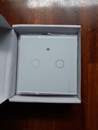 Wifi interruptor pantalla táctil