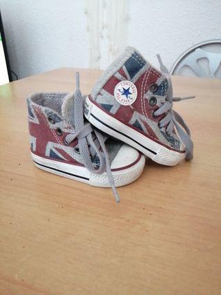 Zapatillas Converse talla 18