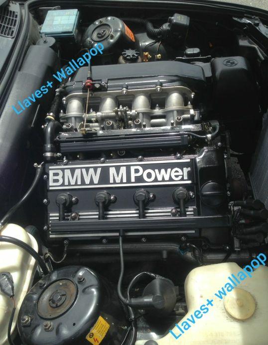 BMW M3 E30 1987 200cv
