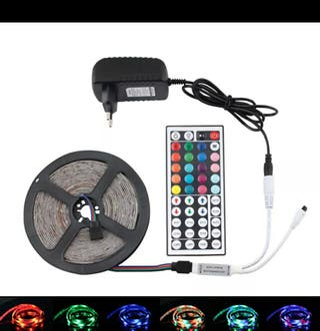 RGB 12 V LED tira de luz a prueba de agua Ambiligh