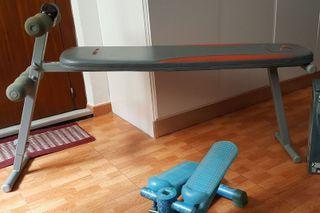 aparatos de gimnasia del hogar