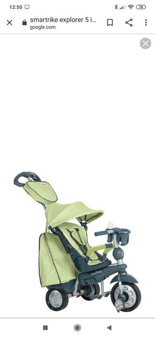 Triciclo Smartrike Explorer 5 en 1