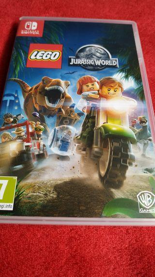 Lego Jurassic World para Nintendo Switch