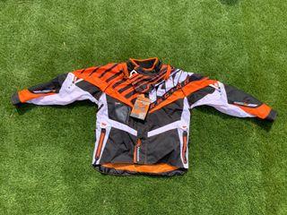 Chaqueta Motocross KTM con etiqueta