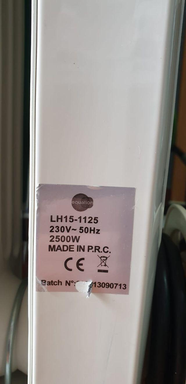 radiador aceite