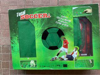 Juego de chapas futbol soccer